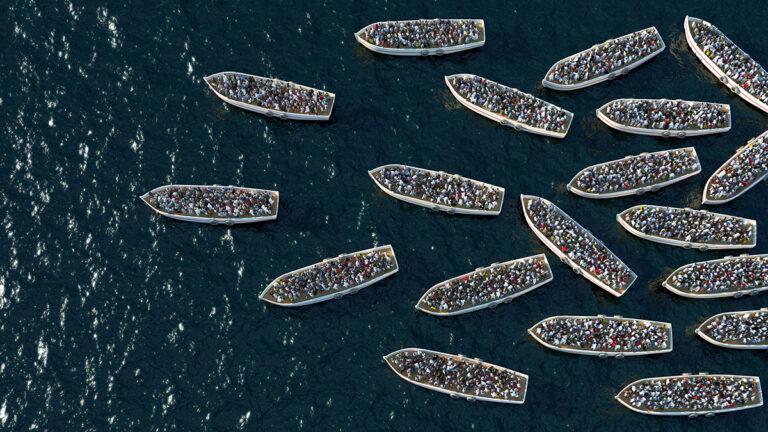 Flüchtlinge Lünen