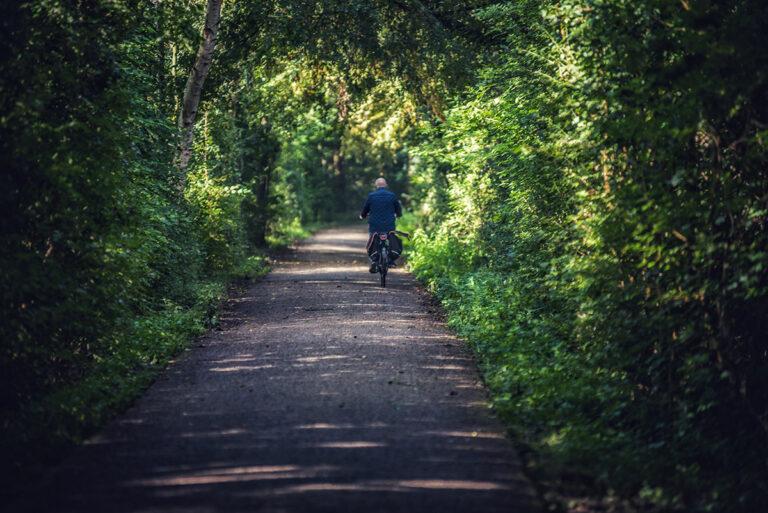Radwege in Lünen
