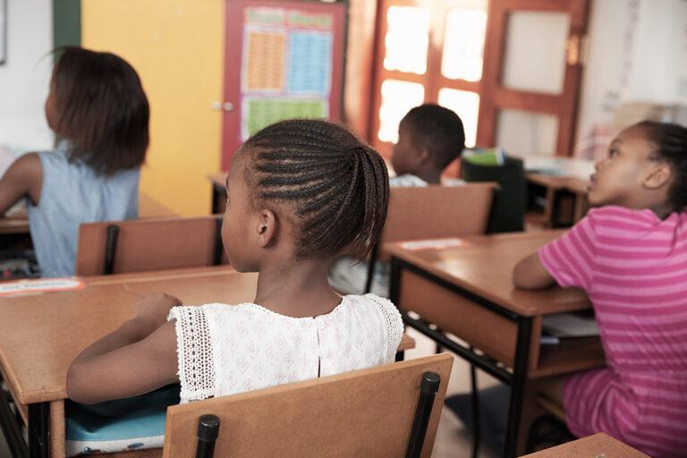Schule Afrika